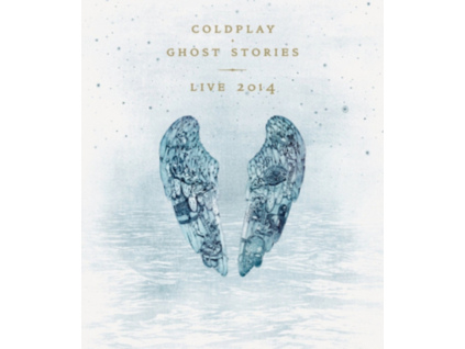 COLDPLAY - Ghost Stories - Live 2014 (Blu-ray + CD)