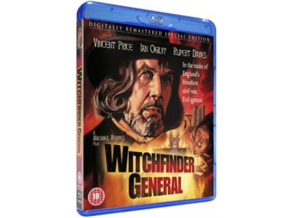 Witchfinder General  Digitally Remastered (Blu-ray)