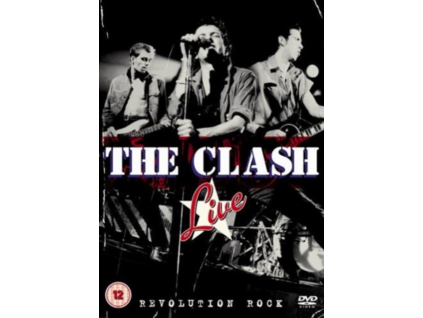 CLASH - The Clash Live Revolution Rock (DVD)