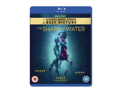 Shape of Water Retail (Blu-ray)