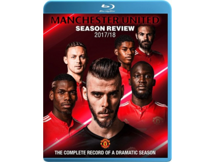 Manchester United Season Review 2017/18 (Blu-ray)