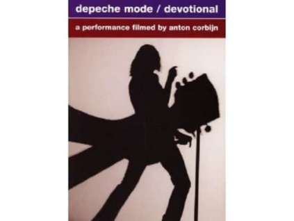 DEPECHE MODE - Devotional (DVD)