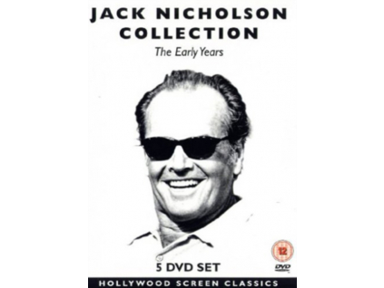 Jack Nicholson Collection  The Early Years (DVD)