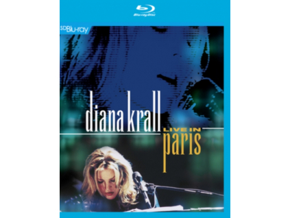 DIANA KRALL - Live In Paris (Blu-ray)