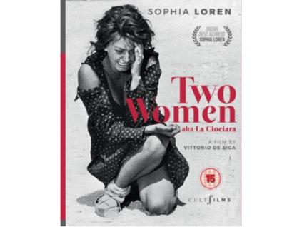 Two Women Aka La Ciociara (Blu-Ray) (Blu-ray)