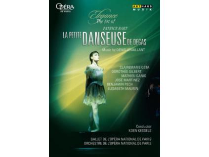 VARIOUS ARTISTS - Levaillantdanseuse De Degas (DVD)