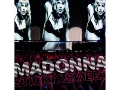 MADONNA - Sticky & Sweet Tour (DVD)