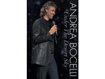 ANDREA BOCELLI - Under The Desert Sky - Live In Las Vegas (DVD)