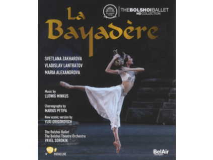 La Bayadere (USA Import) (Blu-ray)