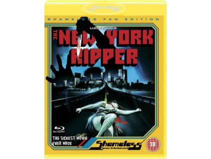 New York Ripper. The (DVD)