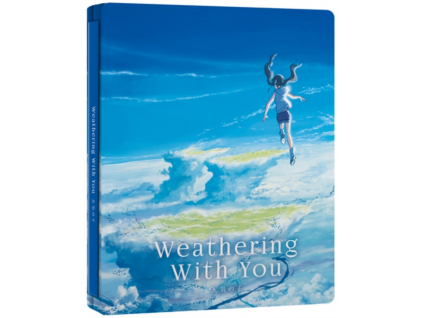 Weathering With You (Collectors Edition) (Steelbook) (Blu-ray + DVD)