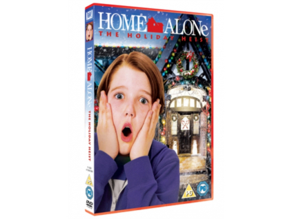 Home Alone - The Holiday Heist (DVD)