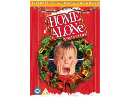 Home Alone Collection (4 Titles) (DVD)