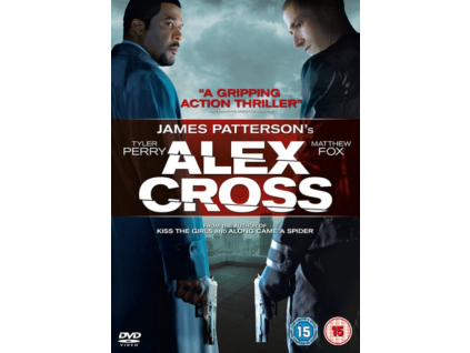 Alex Cross (DVD)