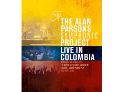 ALAN PARSONS SYMPHONIC PROJECT - Live In Colombia (Blu-ray)