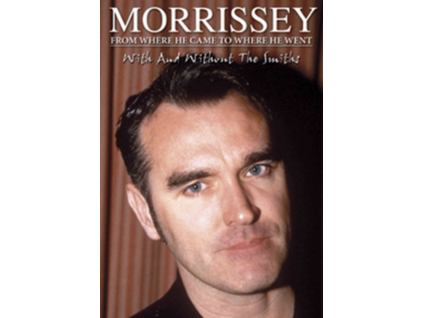 MORRISSEY - From Where He Came To Where.. (DVD)