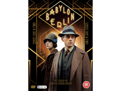 Babylon Berlin Series 1 And 2 Boxed Set (DVD)