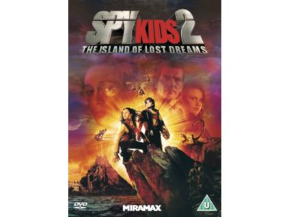 Spy Kids 2  The Island Of Lost Dreams (DVD)