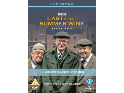 Last Of The Summer Wine  Series 13  14 (DVD)