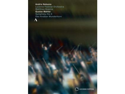 GOERNELUCERNE FONELSONS - Lucerne Festival Orchestra Mahler (DVD)