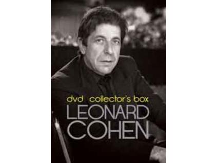 LEONARD COHEN - DVD Collectors Box (DVD)