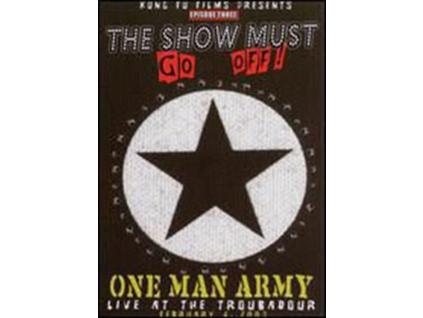 ONE MAN ARMY - Live At The Troubadour (Smgo#3 (DVD)