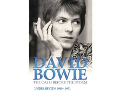 DAVID BOWIE - The Calm Before The Storm (DVD)