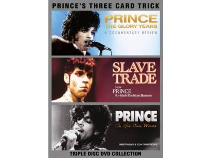PRINCE - Three Card Trick (DVD)