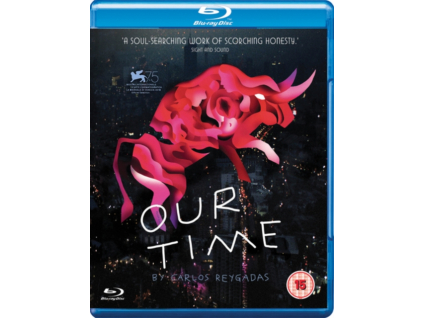 OUR TIME (Blu-ray)