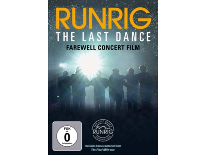 RUNRIG - The Last Dance - Farewell Concert Film (DVD)