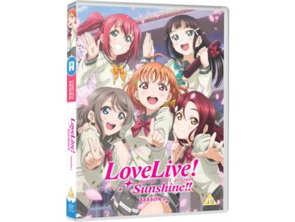 Love Live! Sunshine!! Season 2 (DVD)