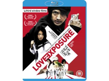 Love Exposure (Blu-ray)
