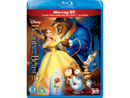 Beauty & The Beast 3D (Blu-ray 3D)