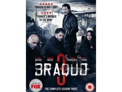 Braquo Season 3 (DVD)