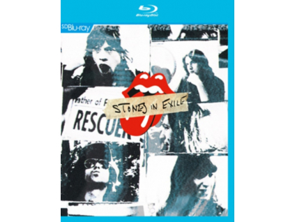 ROLLING STONES - Stones In Excile (Blu-ray)