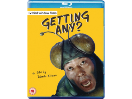 Getting Any (Blu-ray)