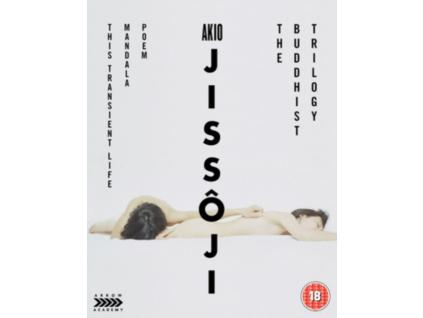 Akio Jissoji: The Buddhist Trilogy (Blu-ray)