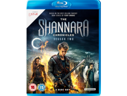 The Shannara Chronicles: Season 2 (Blu-ray + DVD)