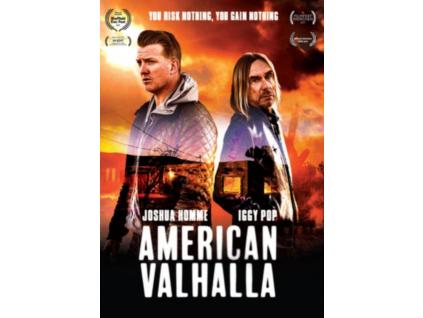 IGGY POP JOSHUA HOMME - American Valhalla (DVD)