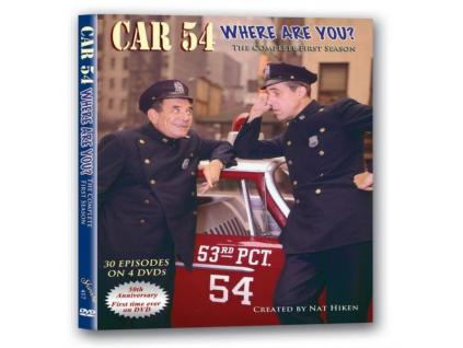 Car 54 Where Are You? The Complete First Season (USA Import) (DVD)