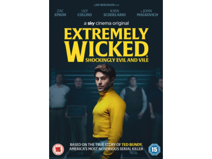 Extremely Wicked. Shockingly Evil & Vile (DVD)