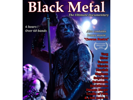 Black Metal: The Ultimate Documentary (Blu-ray)