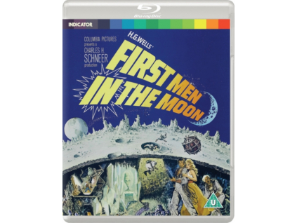 First Men In The Moon (Standard Edition) (Blu-ray)