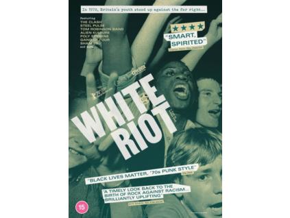 White Riot (DVD)