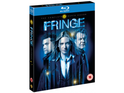 Fringe  The Complete Fourth Series (Blu-ray)