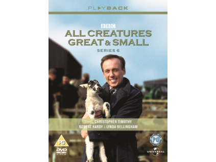 All Creatures Great  Small  Series 6 (DVD)