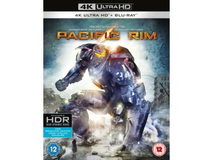 Pacific Rim (Blu-ray 4K)