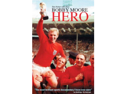 VARIOUS ARTISTS - Bobby Moore - Hero (DVD)