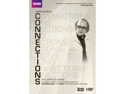 JAMES BURKE - James Burkes Connections (DVD)