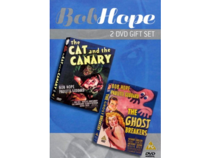 Ghostbreakerscat The Canary (DVD)